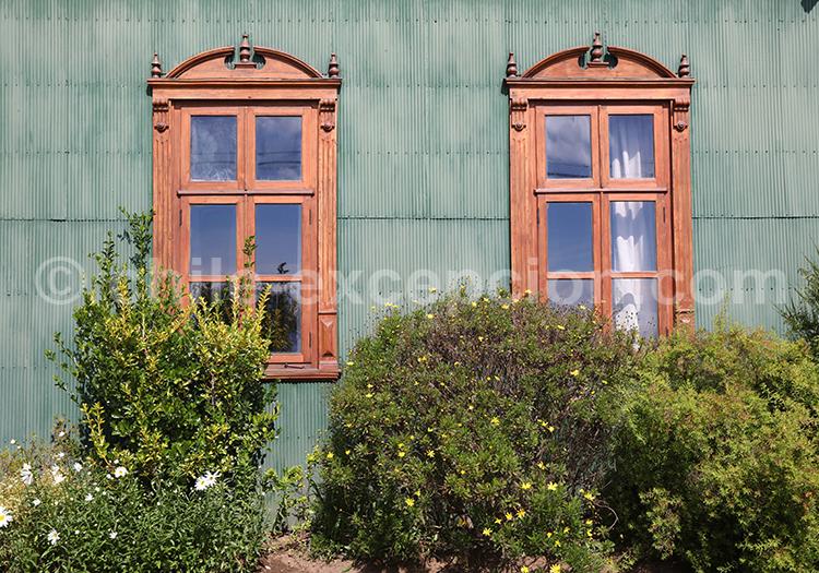 Maison, Patagonie des lacs