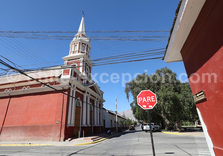 Route du pisco, Vicuña, Chili