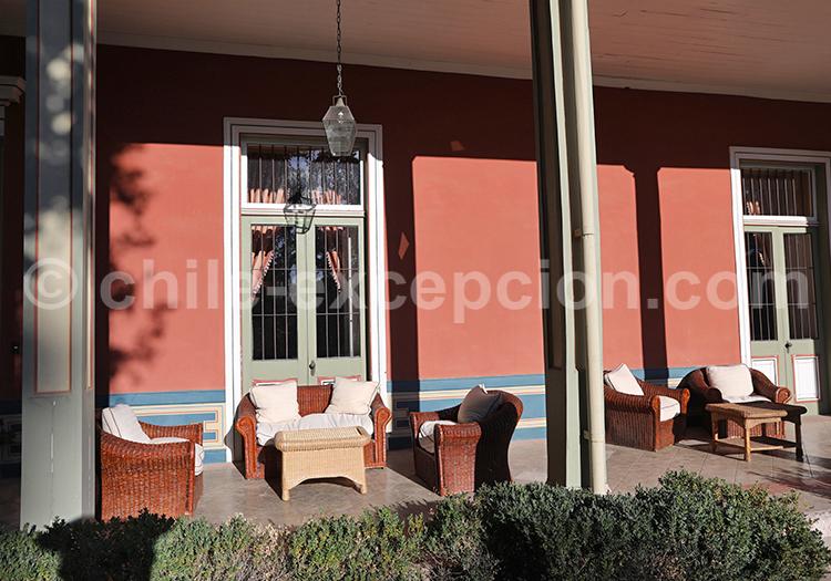 Casa Real, Viña Santa Rita