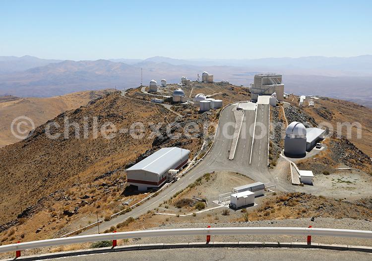 Observatoire scientifique, Elqui