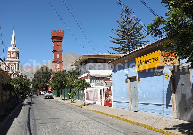Culture Diaguita et Molle, Vicuña, Chili