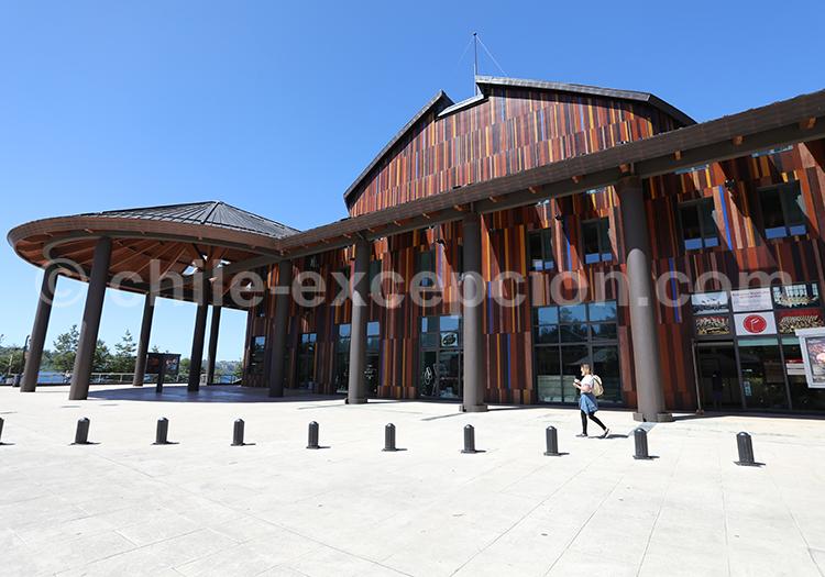 Teatro Del Lago Frutillar