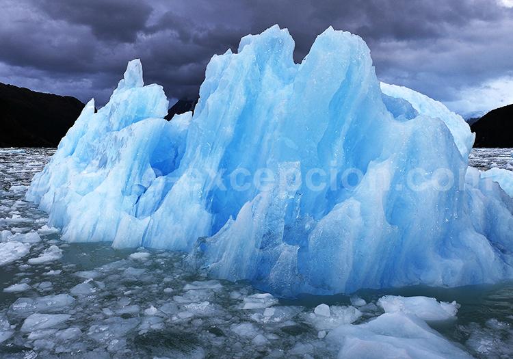Iceberg, Croisière Skorpio III - photo PL