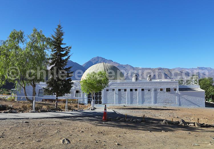 Observatorio Mamalluca, Valle del Elqui