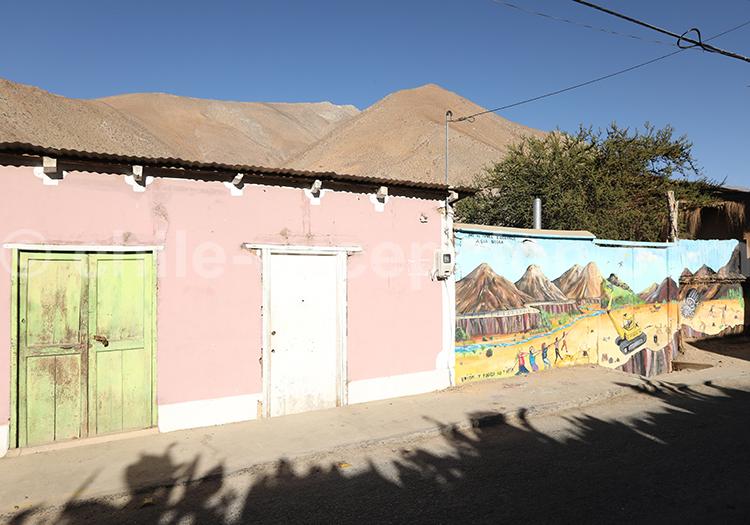 Village de Pisco Elqui