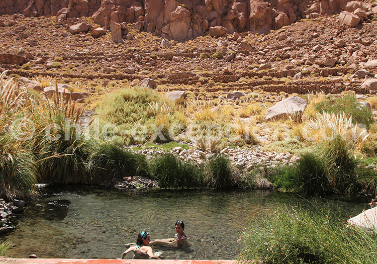 Thermes de Puritama, San Pedro de Atacama