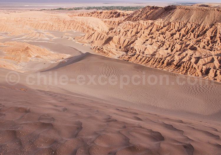 Valle de la Muerte, San Pedro de Atacama