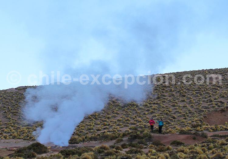 Geysers del Tatio, San Pedro de Atacama