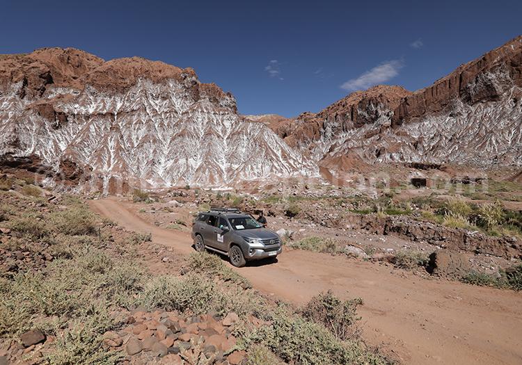 Excursion dans le désert d'Atacama