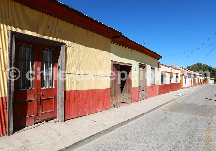 Diaguitas, village des Andes