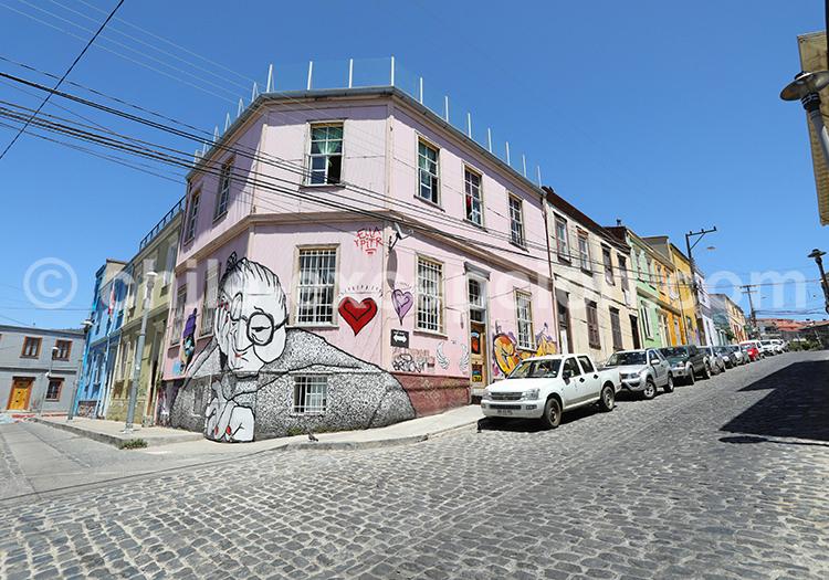 Les plus belles rues de Valparaiso