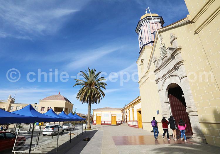 Templo Grande, Andacollo, Chili