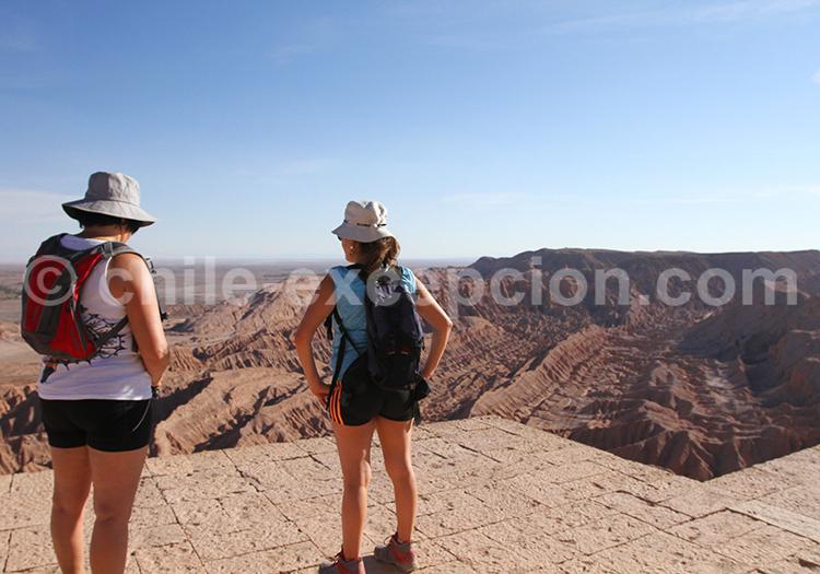 Caminata ruines de Quitor, San Pedro de Atacama