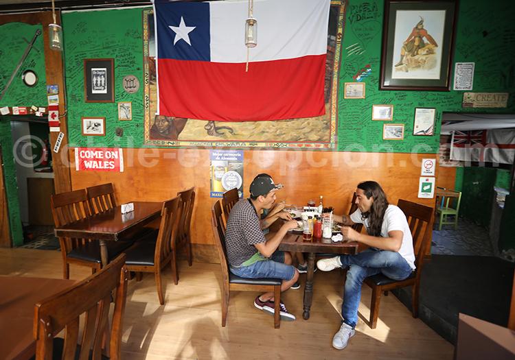 Bars de Valparaiso