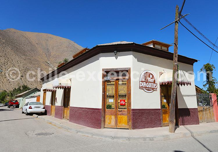 Visite guidée Diaguitas, Chili