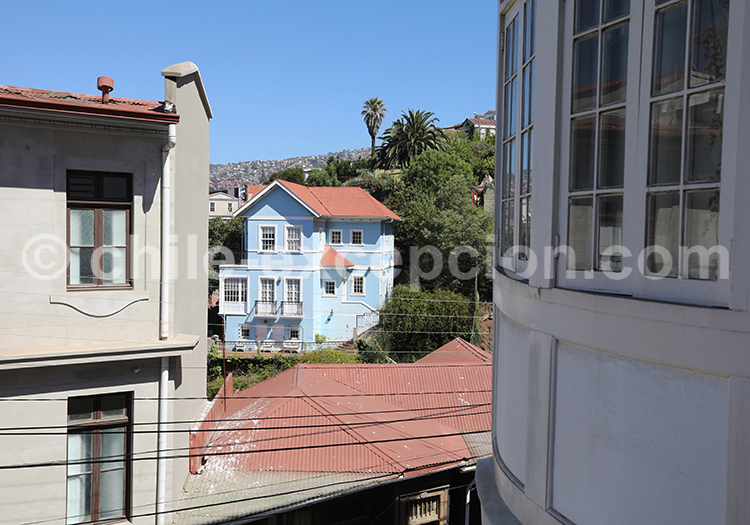 Collines touristiques de Valparaiso
