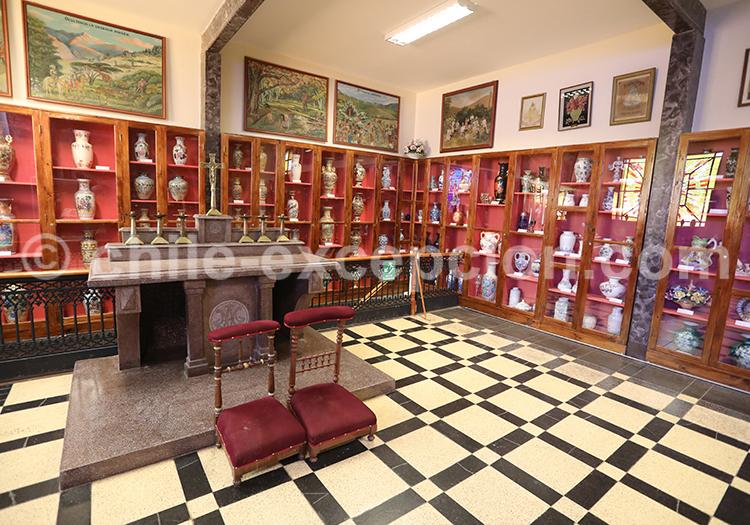 Musées à Andacollo : musée de la Vierge de Andacollo