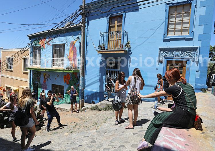 Tourisme à Valparaiso
