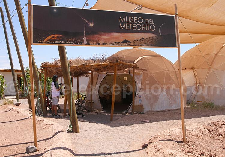 Musée de la Météorite, San Pedro de Atacama