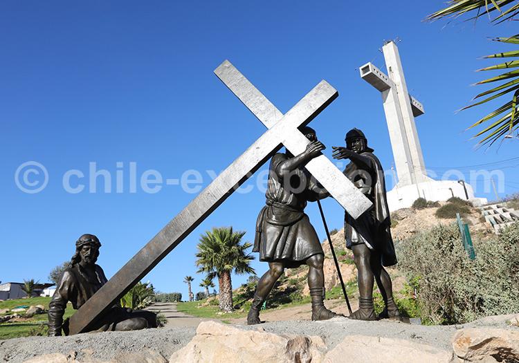 Croix du troisième Millénaire, Coquimbo