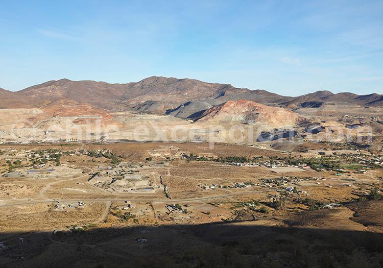 Villages du Nord du Chili, Andacollo