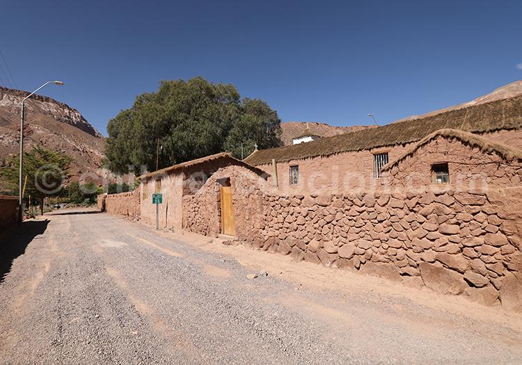 Rio Grande, village du désert
