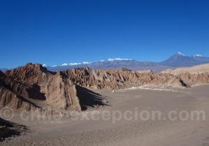 Vallée de la Mars, Atacama