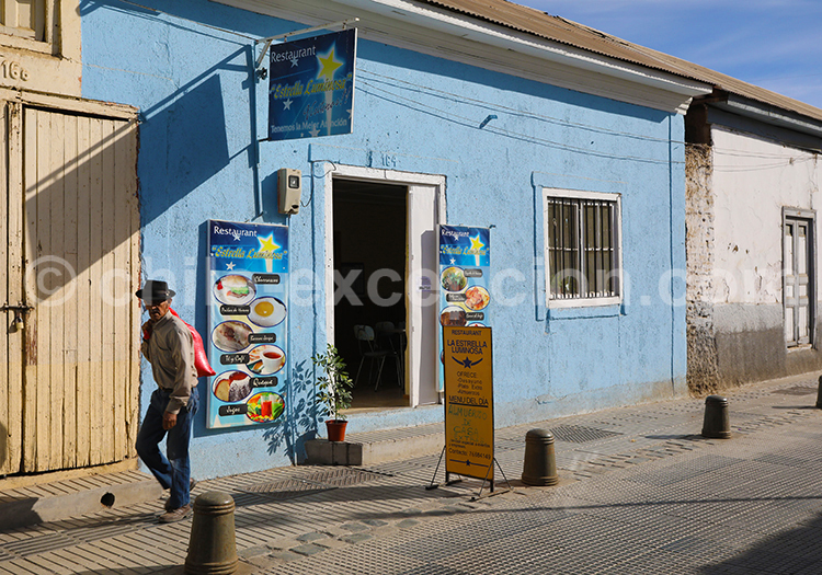 Où se restaurer à Andacollo, Chili