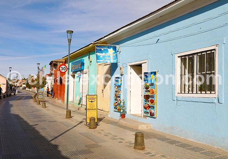 Province Elqui, Andacollo, Chili