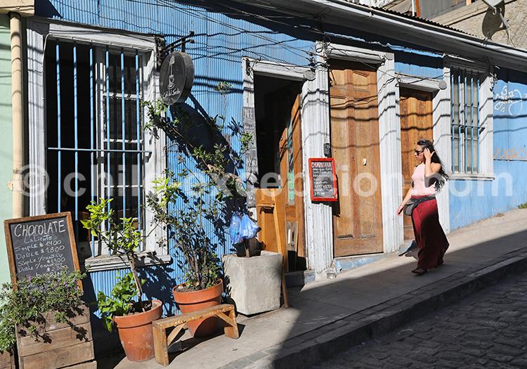 Voyage de noces au Chili