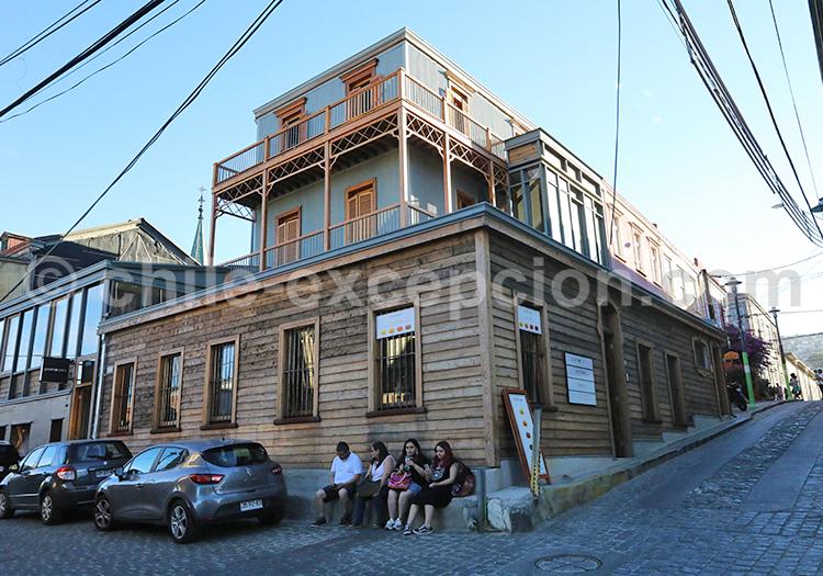 Connaître les recoins de Valparaiso