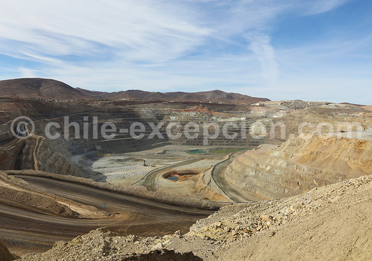 Route du Nord, Andacollo, Chili