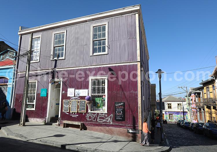 Rue du Cerro Concepción, Valparaiso