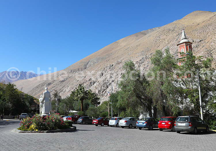 Monte Grande, Vallée de l'Elqui, Chili