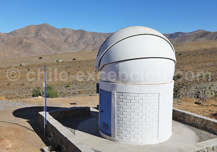 Observatoire Mamalluca, Vallée de l'Elqui
