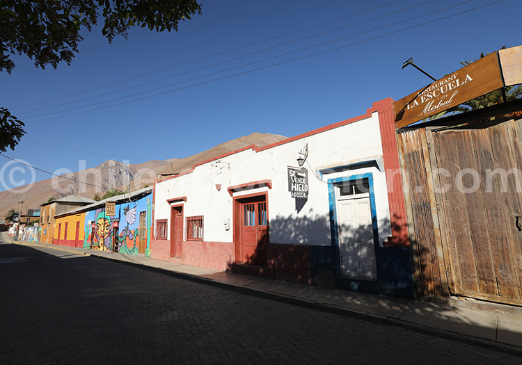 Découverte des villages andins, Chili