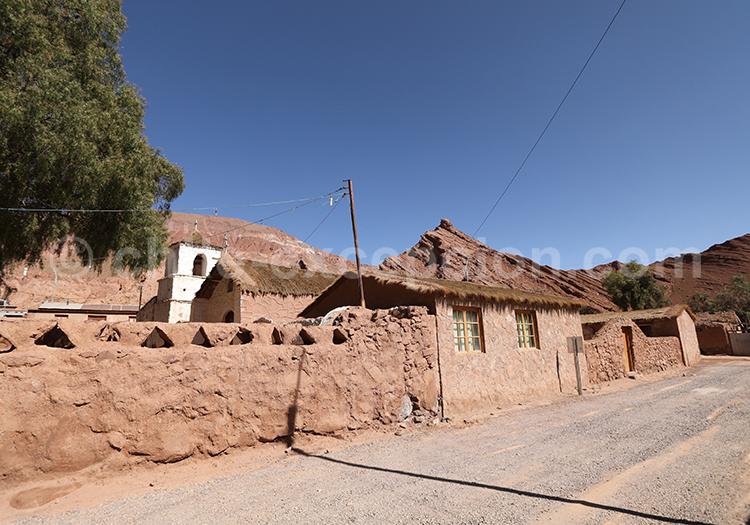 Village rustique, Atacama
