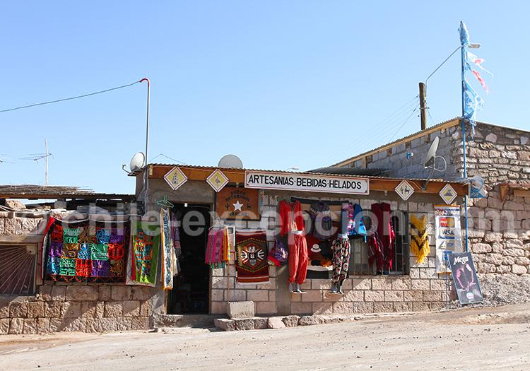 Toconao, région de San Pedro de Atacama