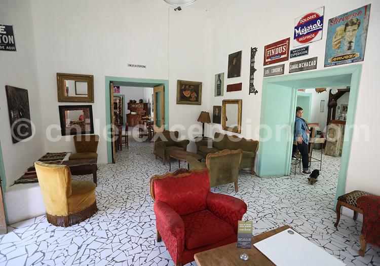 Séjour sur mesure, restaurant La Escuela, Pisco Elqui