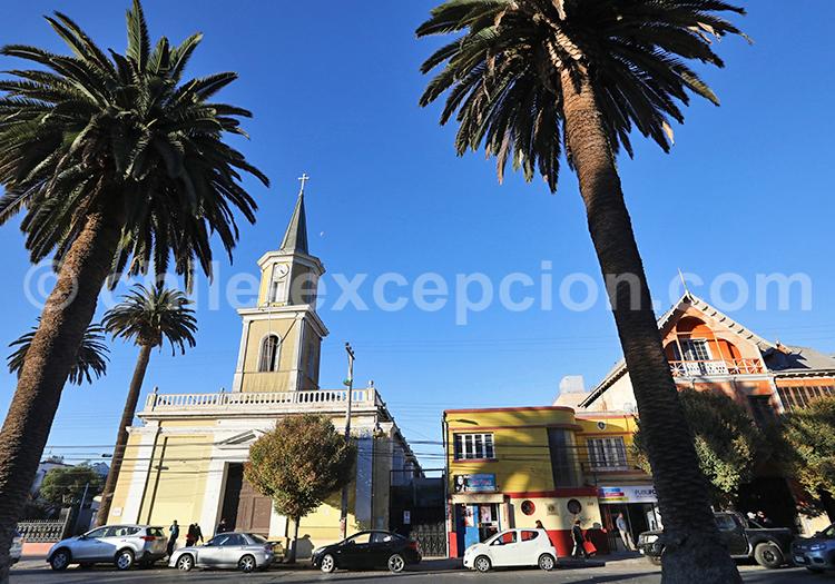 Église d'Ovalle, Chili