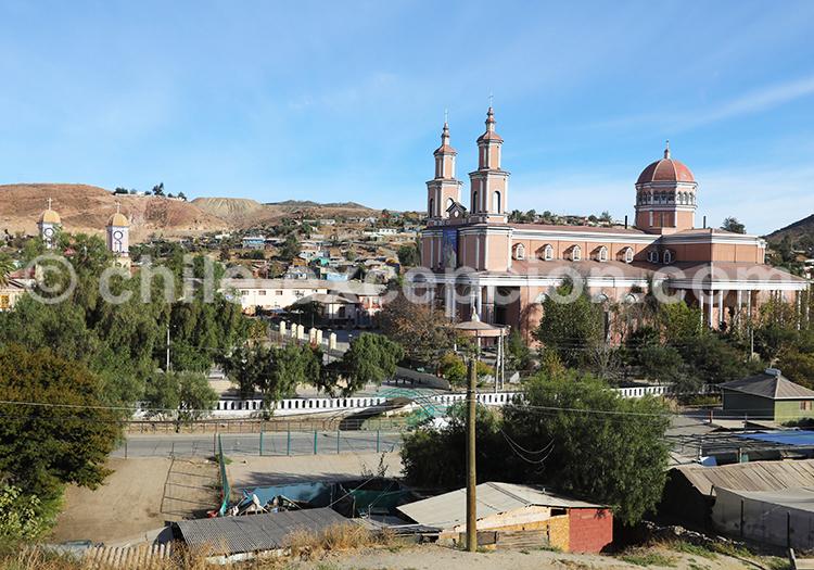 Basílica menor de Andacollo, Chili