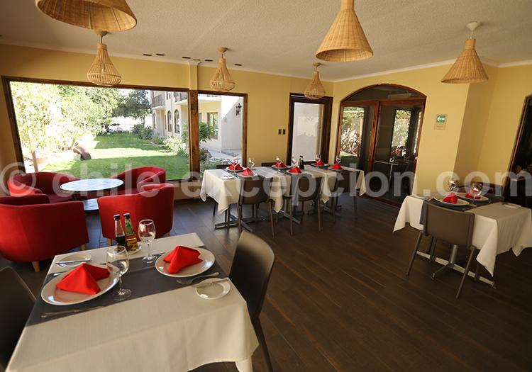 Hôtel Terral, hôtel restaurant, Vallée de l'Elqui