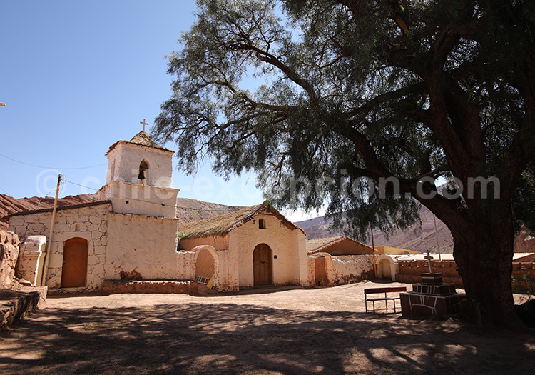 Église du village de Rio Grande