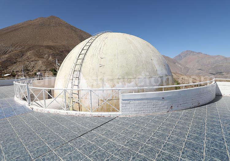 Mamalluca, astrotourisme : Chile Excepción