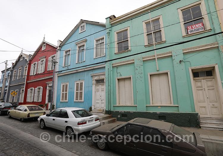 Se perdre dans les rues de Valparaiso et découvrir cette ville incroyable