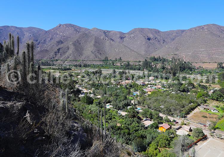 Village El Molle, Vallée de l'Elqui