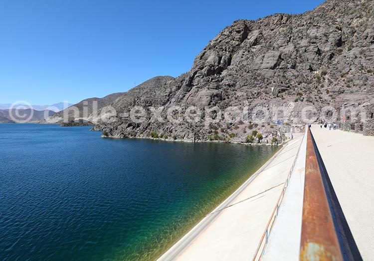 Barrage de Puclaro, Vallée de l'Elqui