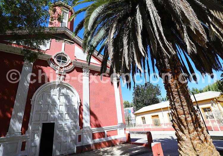 Église Notre-Dame de Rosaire, Diaguitas, Chili