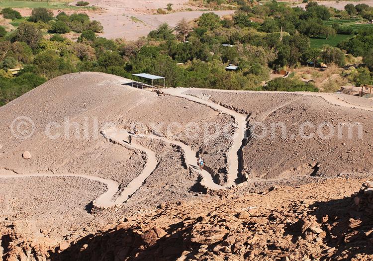 Caminata autour de San Pedro de Atacama