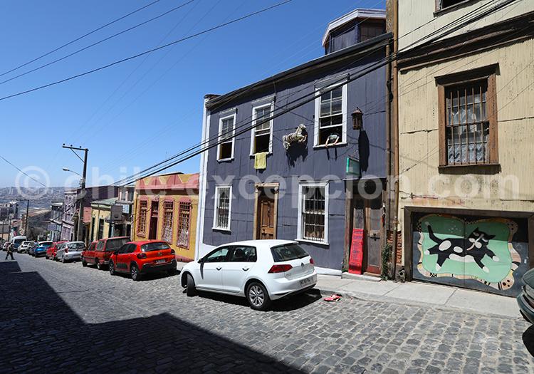 Hôtel au Cerro Concepción, Valparaiso